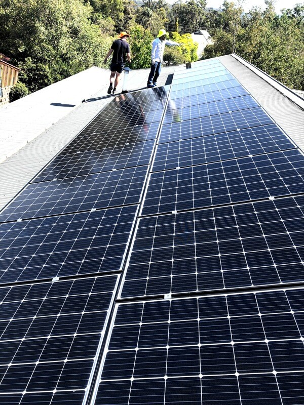 Solar Panels Geelong - Electricity